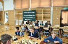 Więcej o: Gminny Turniej Szachowy
