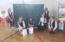 Więcej o: Udało się! Nasza szkoła została  laureatem w Powiatowym Konkursie Historycznym.