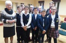 Więcej o: Dzięki prelekcji historycznej Pani Haliny Szotek wiemy więcej!