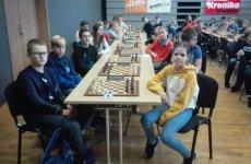 Więcej o: Powiatowy Drużynowy Turniej Szachowy