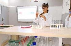 Więcej o: Otwarcie nowej pracowni fizyczno-chemicznej.