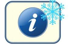 Więcej o: Terminy przerwy świątecznej  oraz ferii.